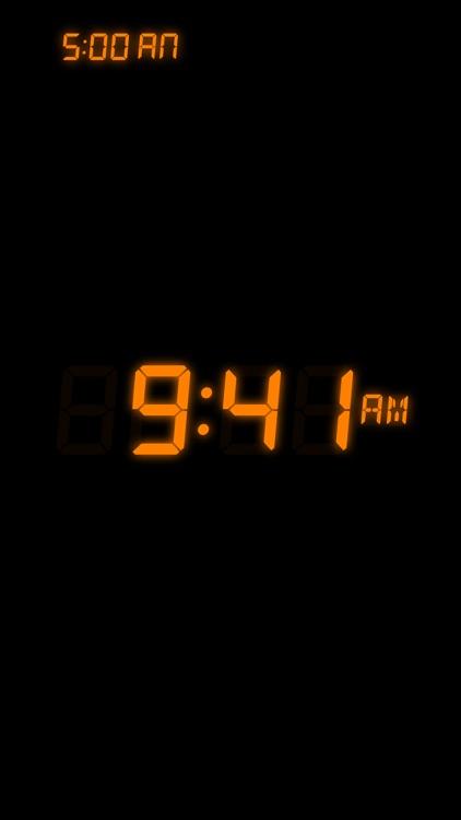 Alarm Clock Colors screenshot-4