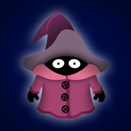 Cute Little Wizard