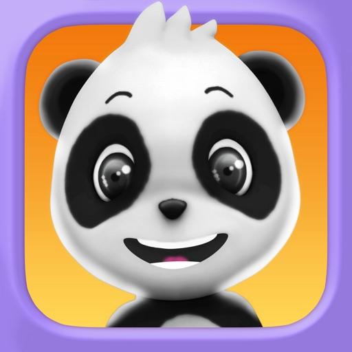 Моя Говорящая Панда Мо