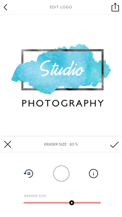 Watercolor Logo Maker screenshot-2