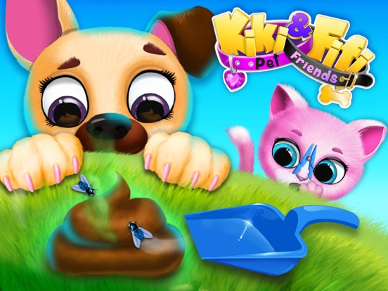 Kiki & Fifi Pet Friends screenshot 6