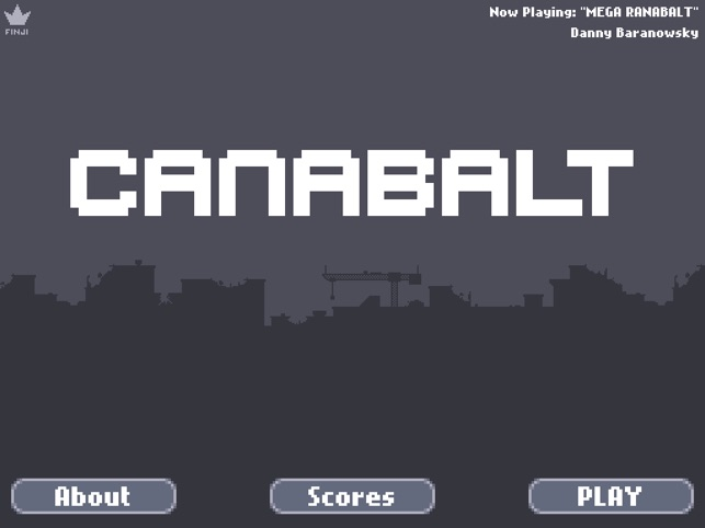 Canabalt Screenshot