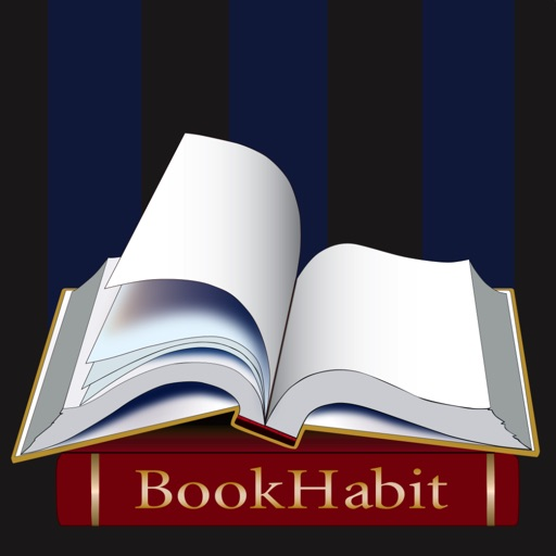BookHabit - Book Tracker & Reading Organizer