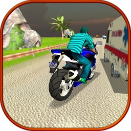 Highway City Moto Bike Rider 3