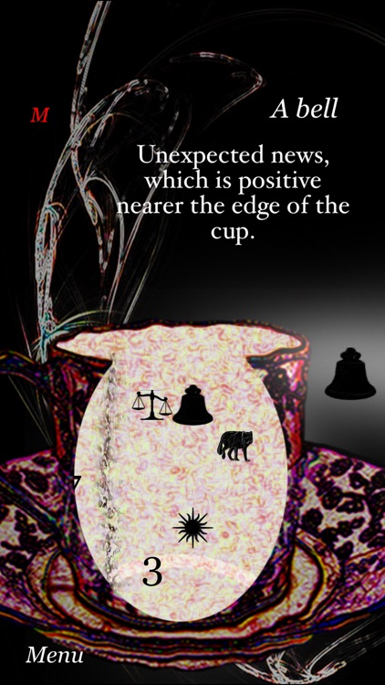 Coffee divination