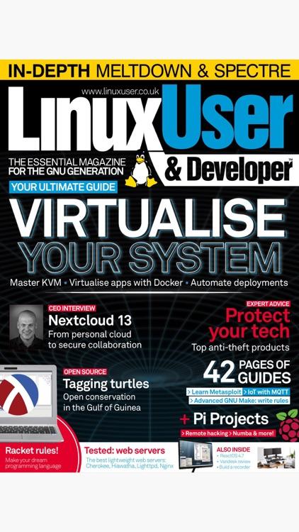 Linux User and Developer
