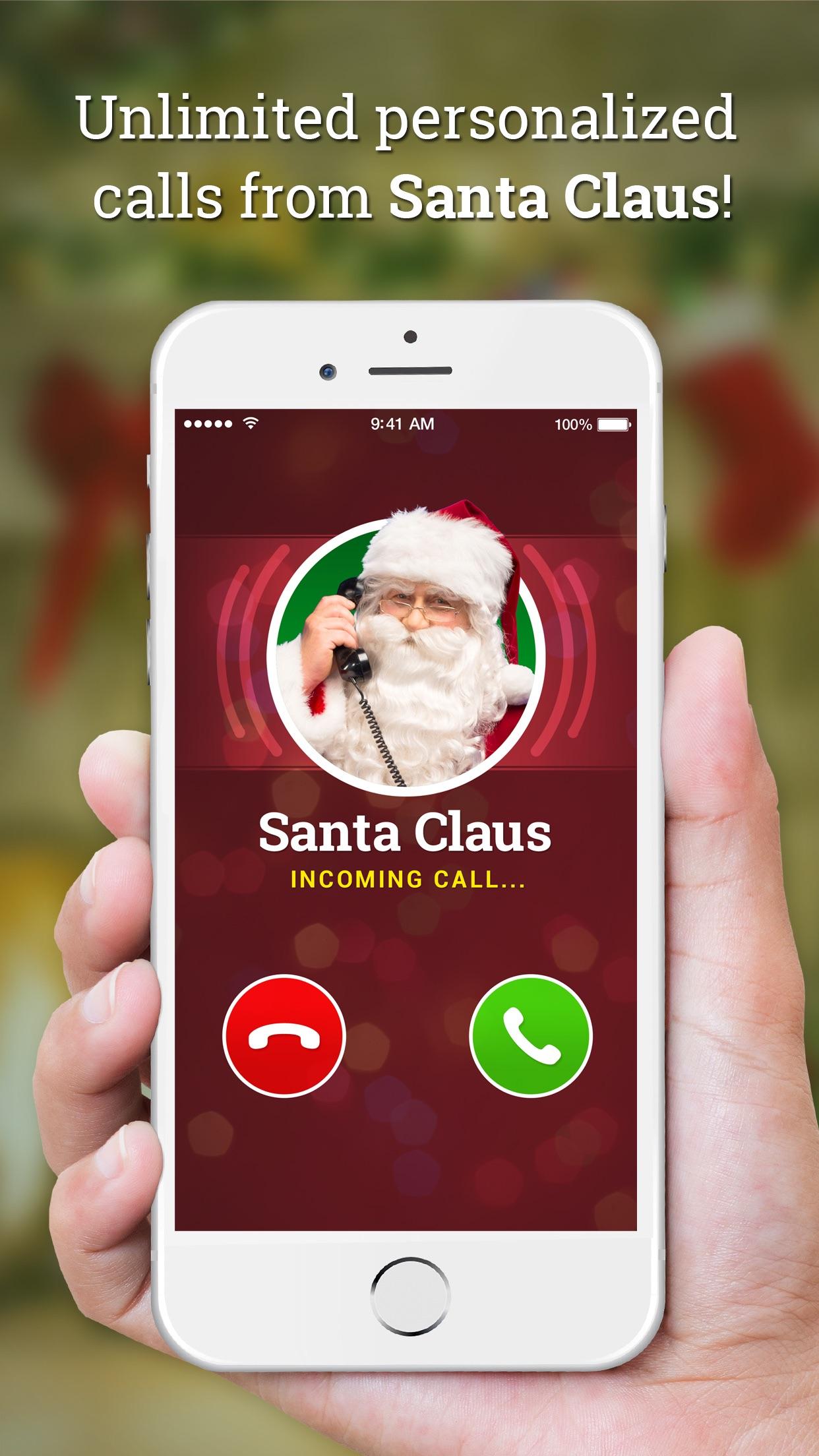 Message from Santa! Screenshot