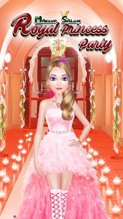 Royal Princess Party Makeover by Phoenix : makeup & dress-up ...