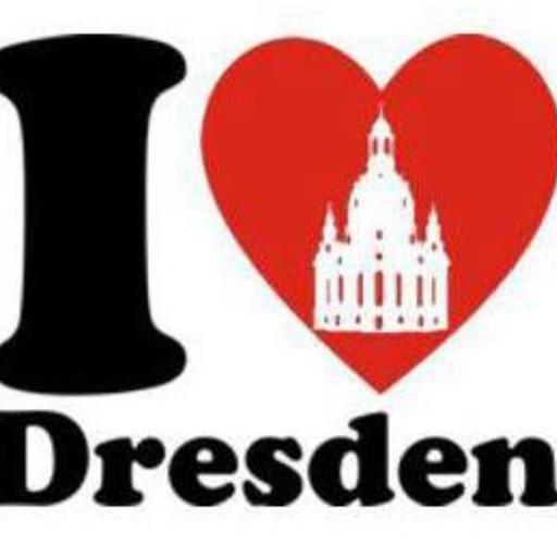 I love Dresden icon