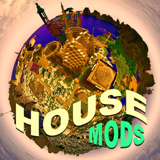House Addons - Maps & Mods for Minecraft(MCPE)