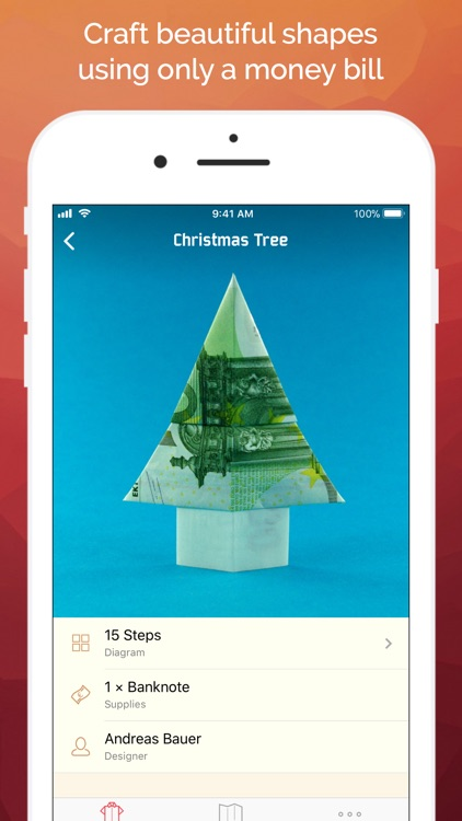 Money Origami Gifts Made Easy screenshot-0