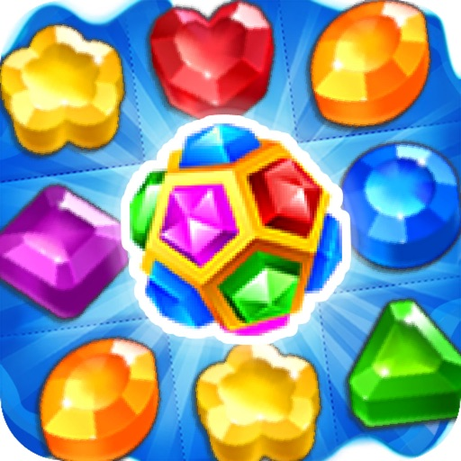 Jewels & Gems Matching Game