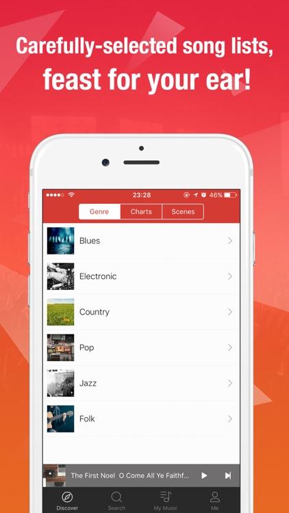 Music FM: Music Feast for You screenshot-3