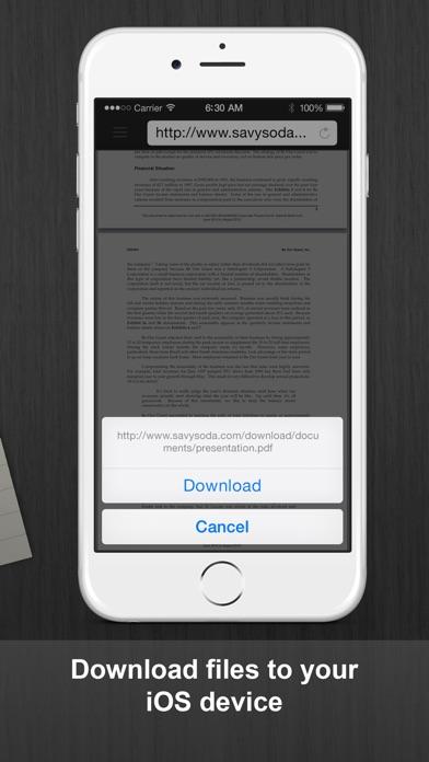 書類プロ Documents Pro ScreenShot4