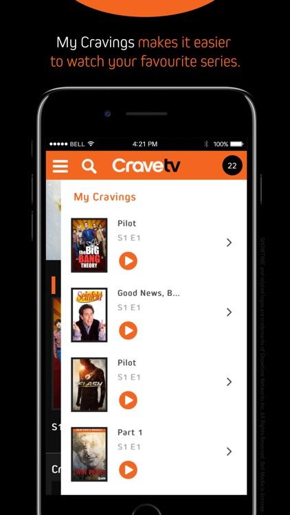 CraveTV screenshot-4