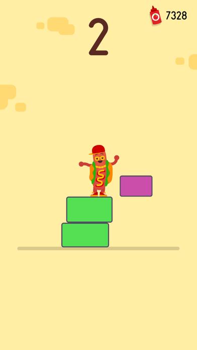 Dancing Hotdog screenshot 2
