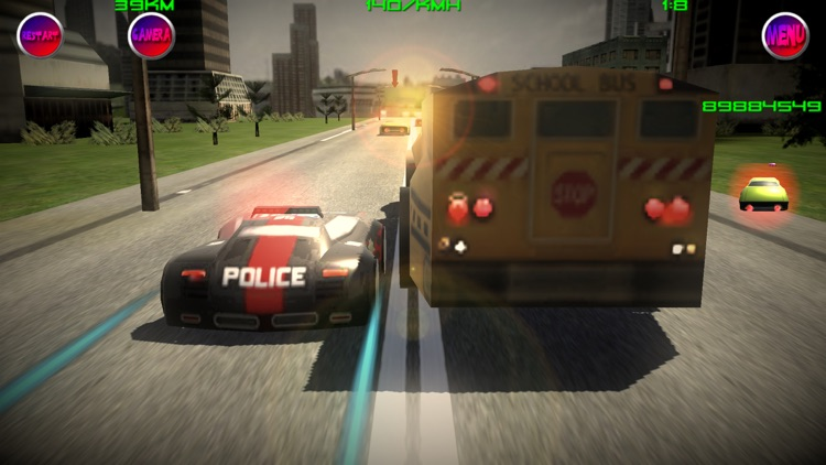 Police Chase Smash screenshot-4