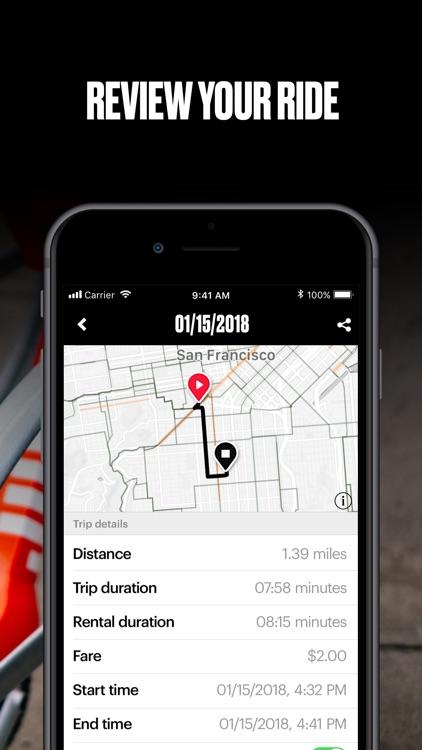 JUMP Bikes - Bike Share screenshot-3