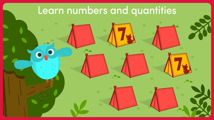 Learning games - for preschool