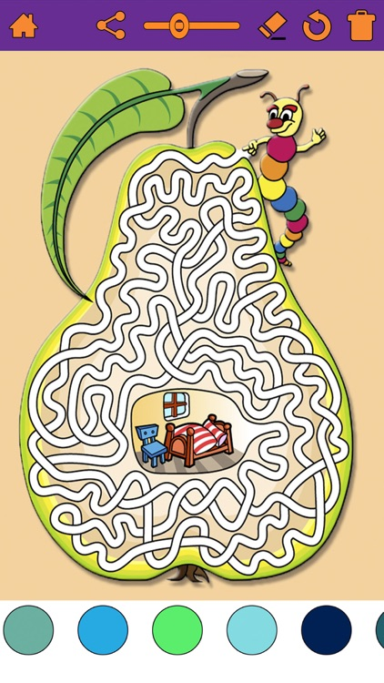 Fun labyrinth brain games. screenshot-4
