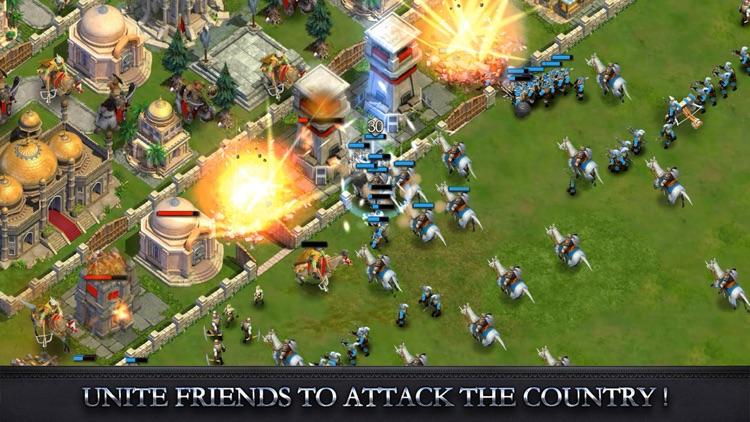 Empire Revolution: Online War! screenshot-5