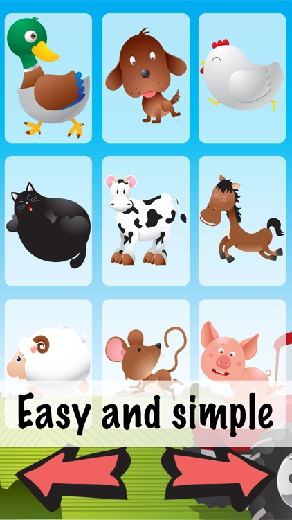 Animal Sounds for Babies Lite