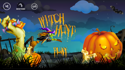 Witch Hunt - Halloween 2017 screenshot 1