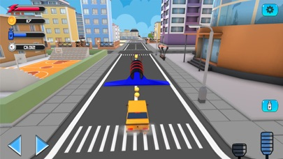 City Stunts Car Driving Games screenshot two