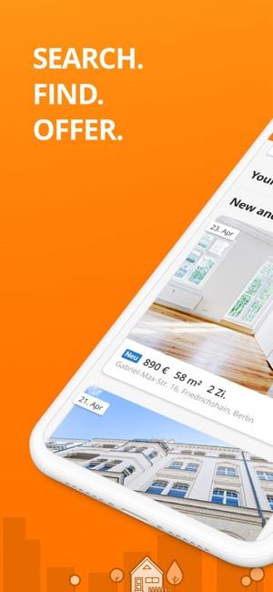 immobilienscout24 app