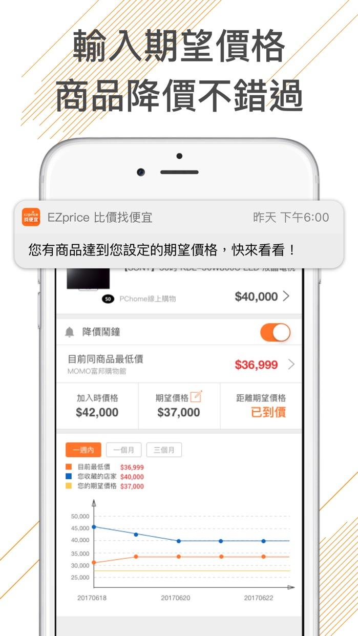 EZprice比價找便宜 Screenshot