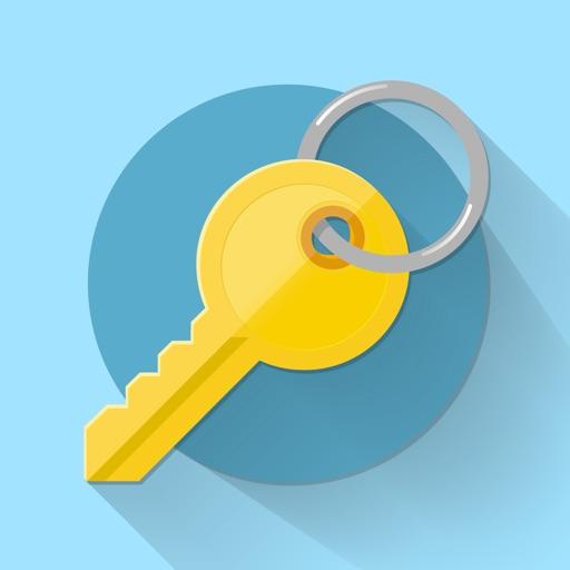 簡単なパスワード保存