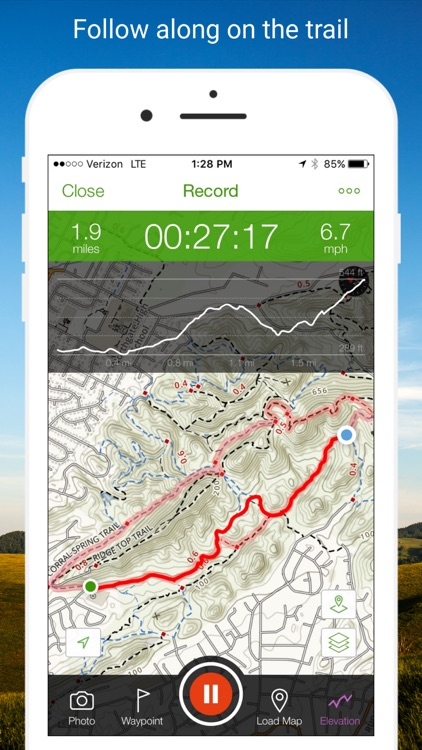 AllTrails - Hiking, Trail Running & Biking Trails screenshot-3
