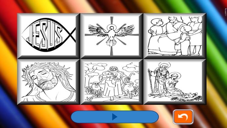 Bible stories: Coloring Book