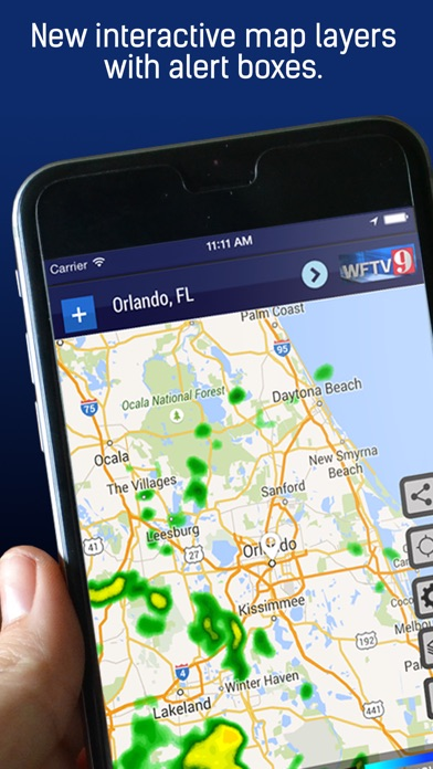 Wftv Channel 9 Weather App Reviews - User Reviews of Wftv