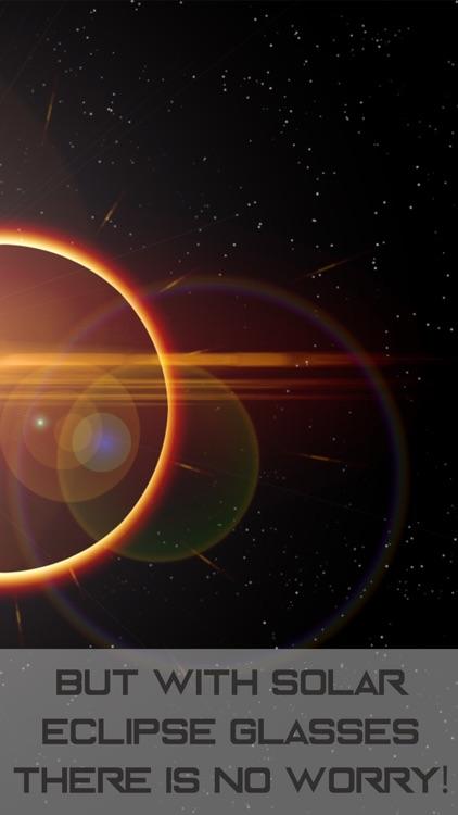 Solar Eclipse Glasses & Timer