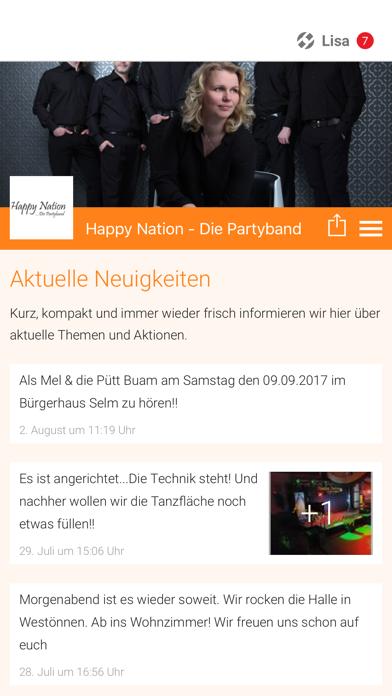 点击获取Happy Nation - Die Partyband