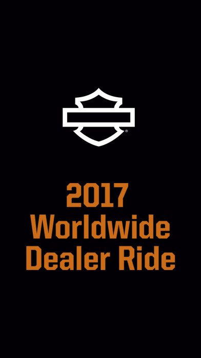 2017 Worldwide Dealer Ride screenshot 1