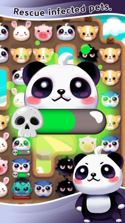 Pets vs. Zombies2:Zombie Virus screenshot-3