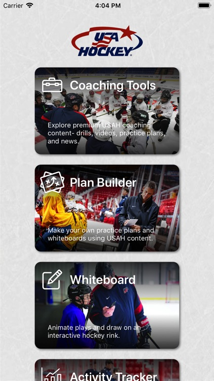 USA Hockey Mobile Coach screenshot-0
