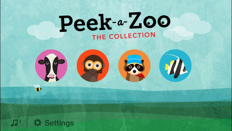 Peek-a-Zoo: The Collection