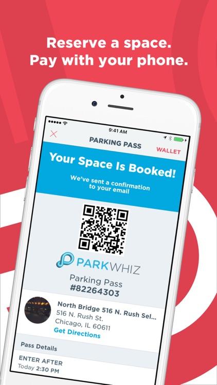 ParkWhiz - Find Parking Nearby
