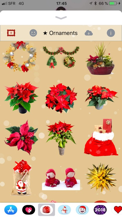 Christmas Ornaments • Stickers screenshot-4