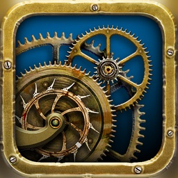 Mechanical Clock 3D