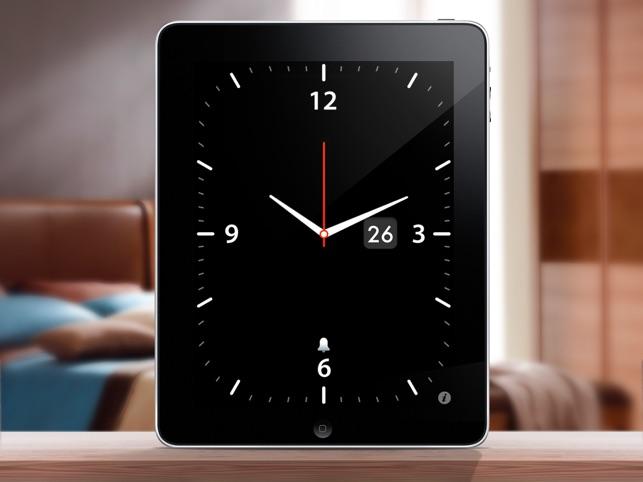 Quick Alarm: Nightstand Clock Screenshot