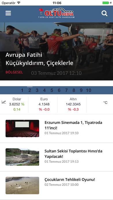 Oltu Medya screenshot two