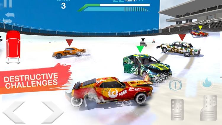Derby Demolition screenshot-5