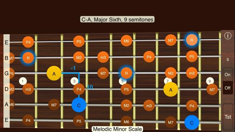 Guitar Interval Ear Trainer