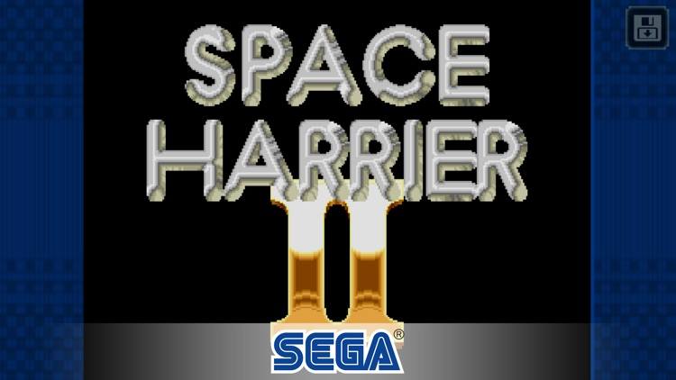 Space Harrier II Classic screenshot-0