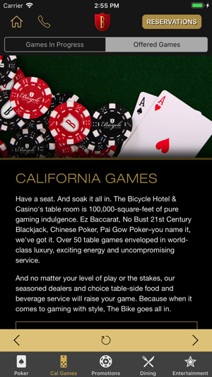Bicycle Casino on the App Store