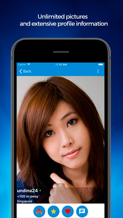Fridae - LGBT Asia Screenshot on iOS